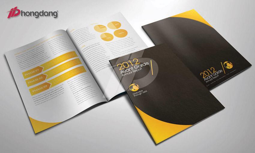 Thiết kế và đặt in catalogue giá rẻ ở đâu?